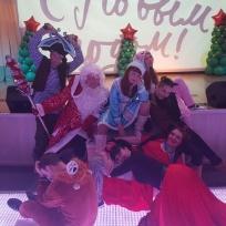 Новогоднее настроение для детей  подарила молодежь водоканала